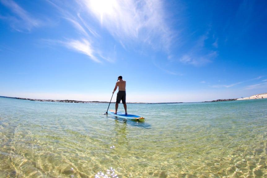 Paddleboard Rentals St Andrews State Park