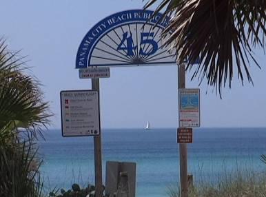 Panama City Beach Public Beach Access