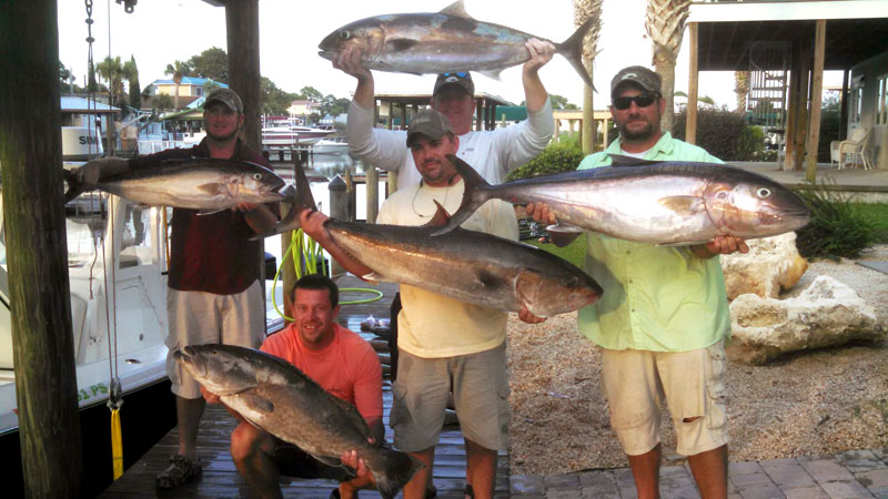 Panama City Beach Offshore Fishing Charters