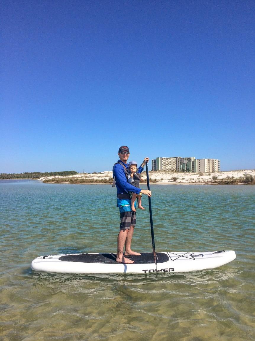 Carillon Beach Paddleboard Rentals