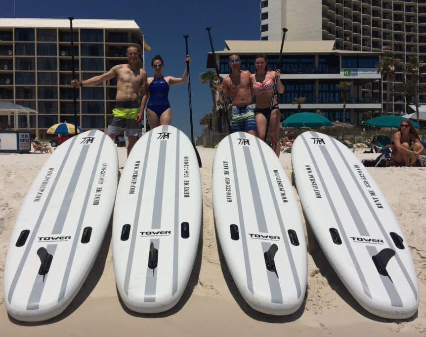 Panama City Beach Daily Paddleboard Rentals