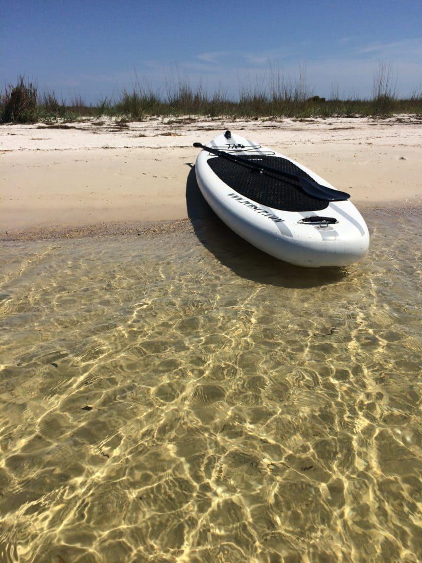Shell Island Paddleboard Rentals
