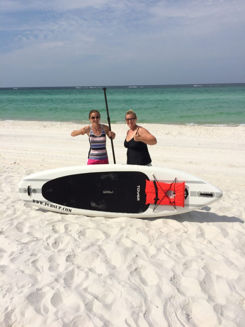 Panama City Beach Mobile Paddleboard Delivery