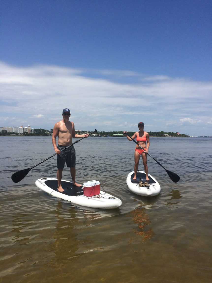 Panama city paddleboard rentals panama city beach for Pcb fishing charters