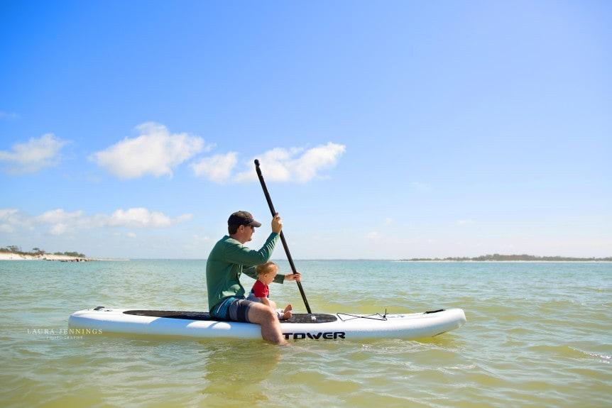 Panama City Beach Stand Up Paddle Board Al