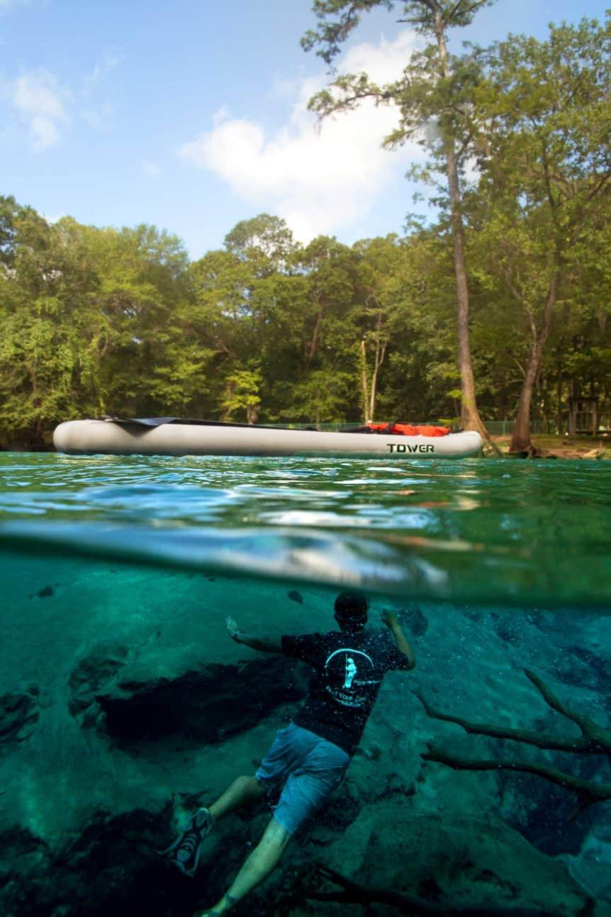 Panama City Beach Paddle Board Tours